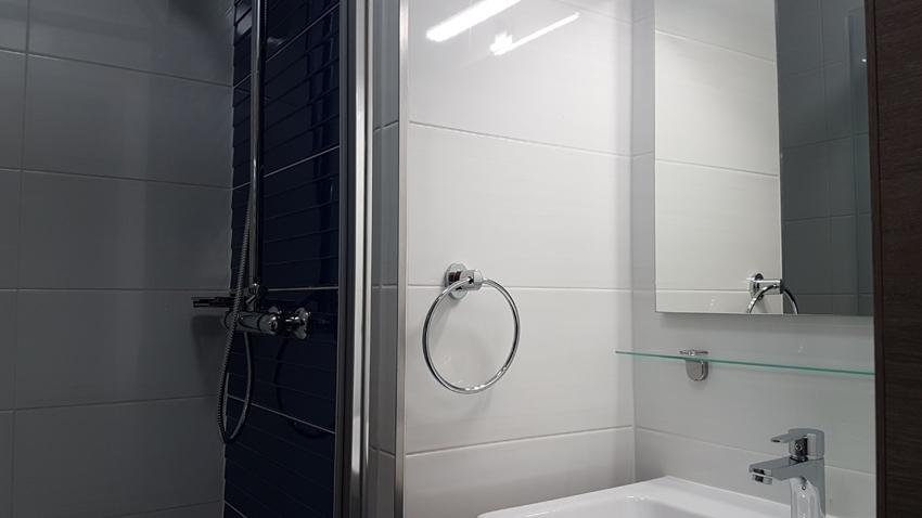 Salle de bain - Hôtel City Center Bruxelles