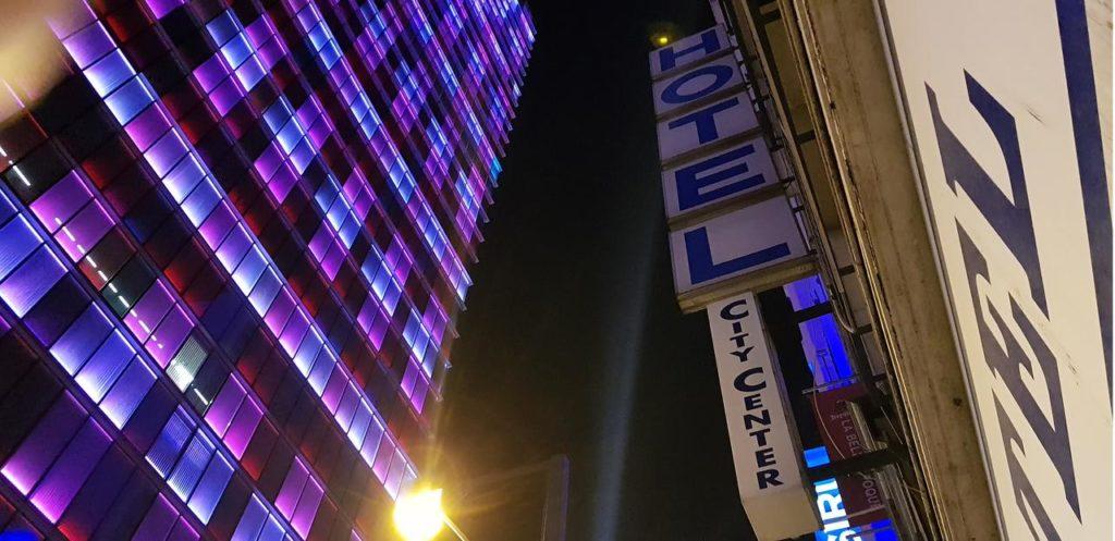Hotel City Center Place Rogier