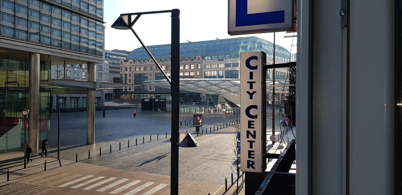 Hôtel City Center Bruxelles